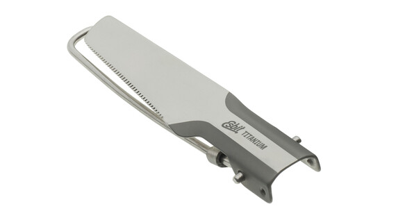 Esbit Titan Besteck TI Messer klappbar